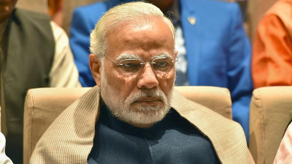 Indian Prime Minister Narendra Modi (PTI)