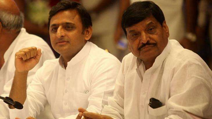 Sympathy for 'Chacha' Shivpal in central UP but votes for the Mahagathbandhan