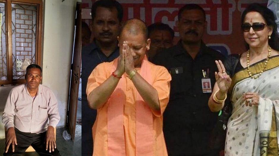 Hema Malini faces opposition from BJP MLAs in Mathura ahead of Lok Sabha polls on April 18