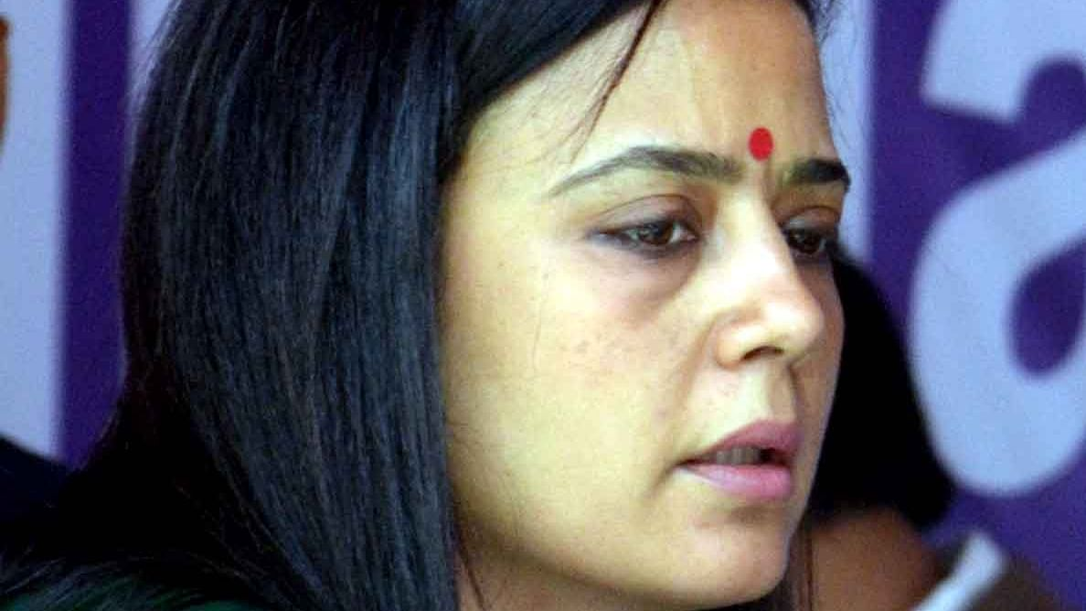 Sexist remarks against TMC candidate Mahua Moitra : SC asks Election Commission  to act
