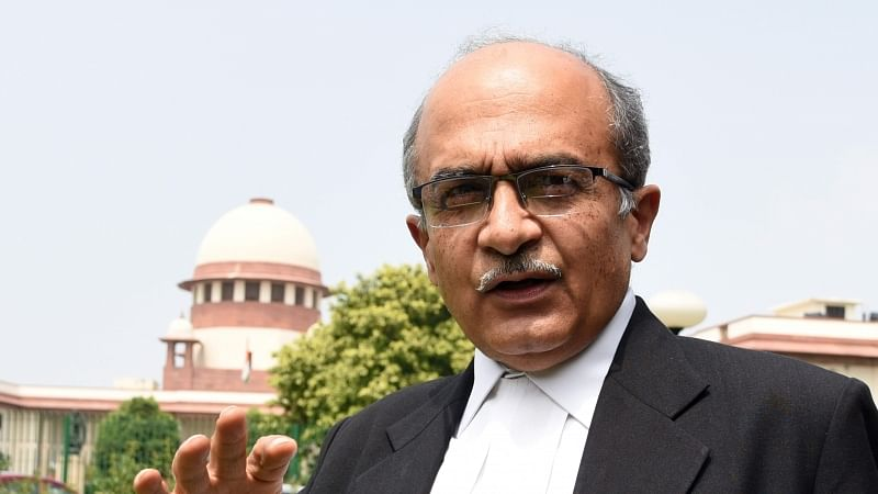Advocate Prashant Bhushan quits governing bodies of 3 NGOs