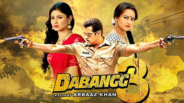 'Dabangg 3' trailer: Chulbul's past and present in focus