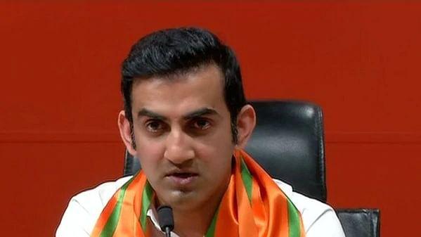 "BJP MP Gautam Gambhir calls for action against anybody provoking people, ""whether Kapil Mishra or anyone else"""
