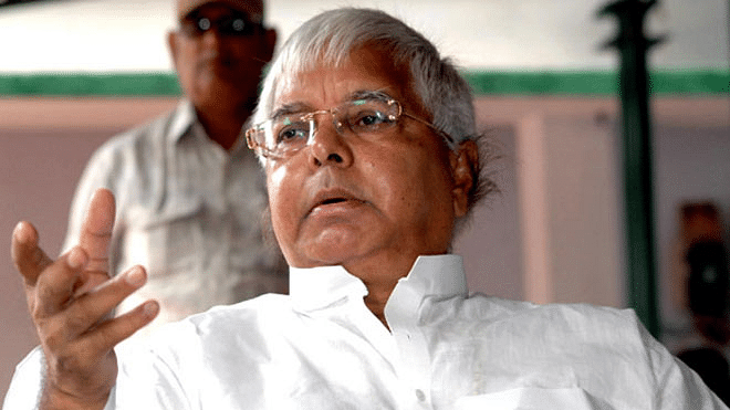 No family member allowed to meet Lalu Yadav during last two months