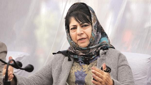 Mehbooba Mufti: Won't fight elections till Art 370 restored, Indian Constitution being replaced by BJP agenda