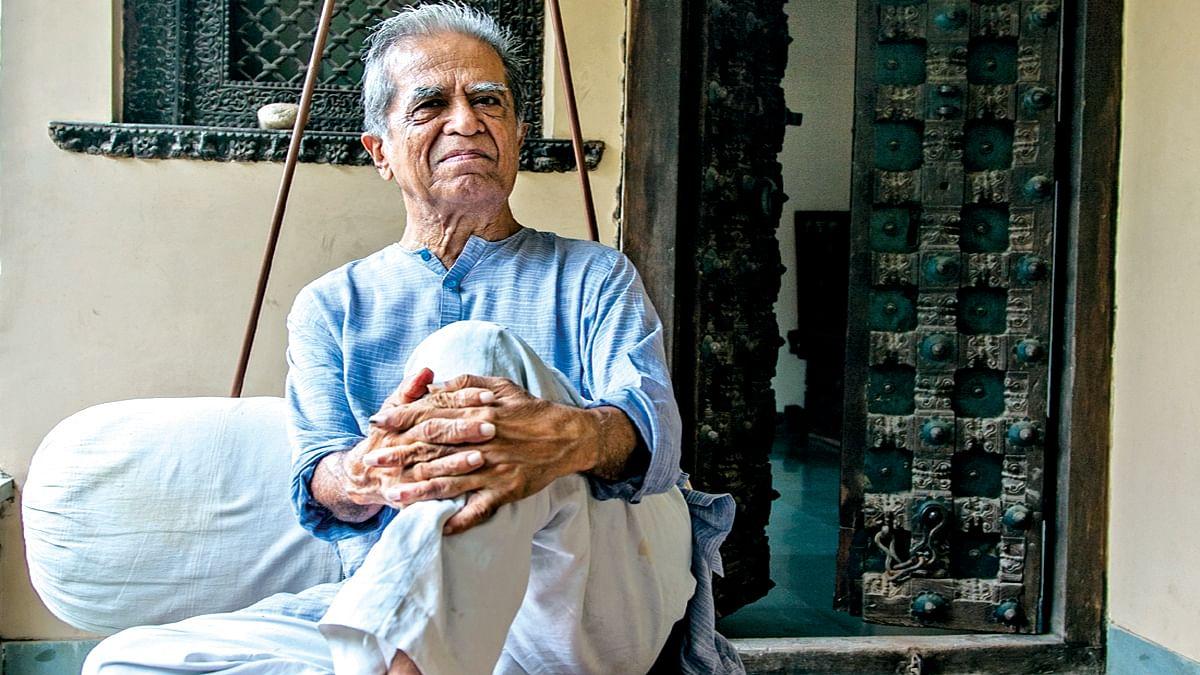 Haku Shah: Clay and man