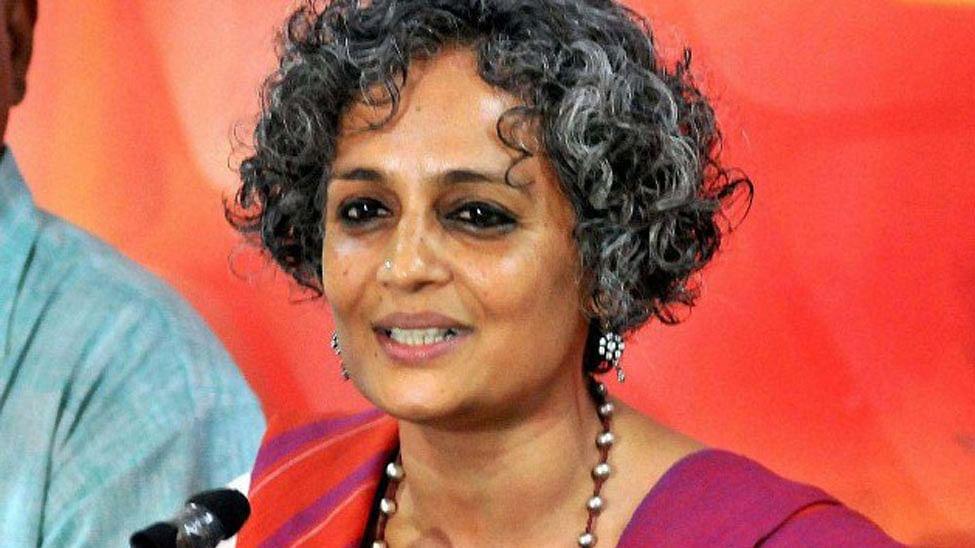 Arundhati Roy (PTI)