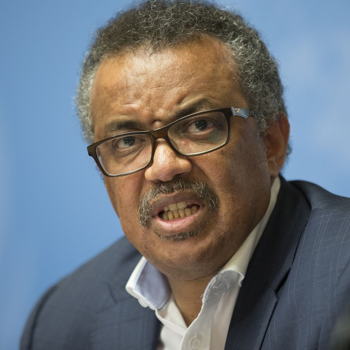 Director-General of the World Health Organization Tedros Adhanom Ghebreyesus (IANS)