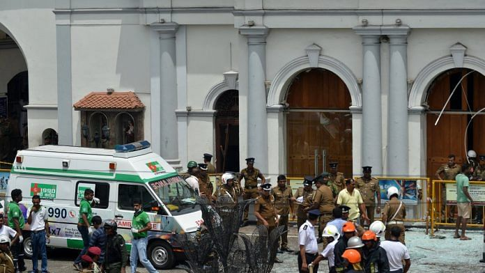 Sri Lanka bombings: Political feud led to compromise in national security?