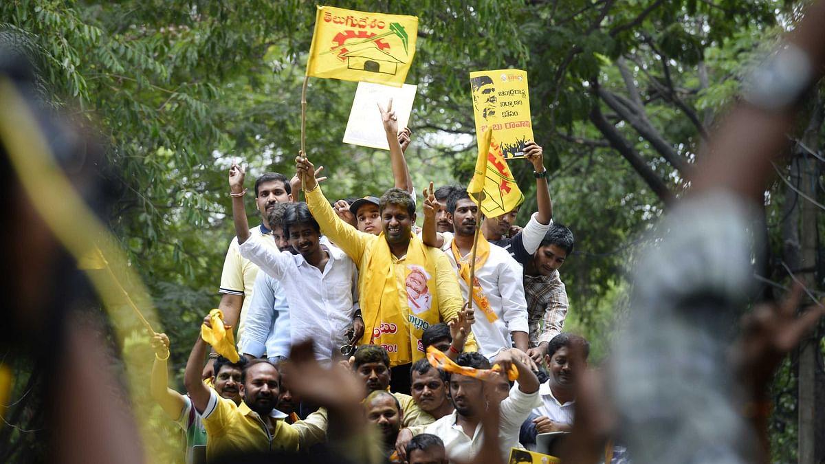 Narendra Modi not a player in Andhra Pradesh