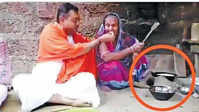 Sambit Patra lurches from one controversy to another