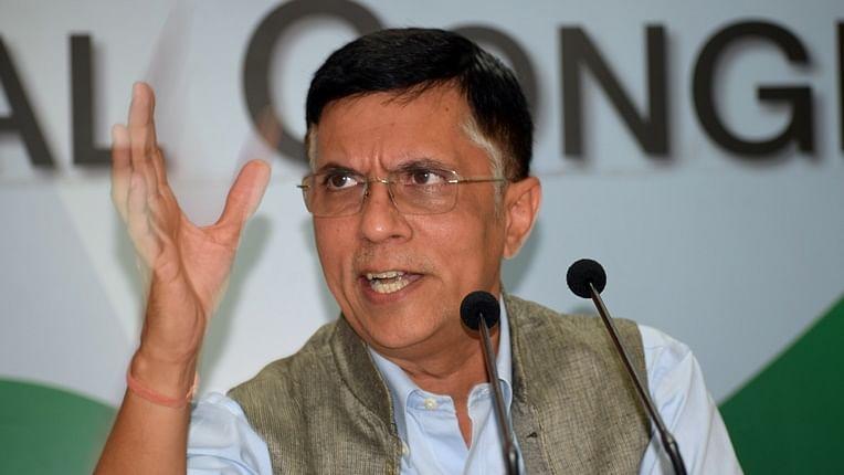 Congress spokesperson Pawan Khera (File photo courtesy)