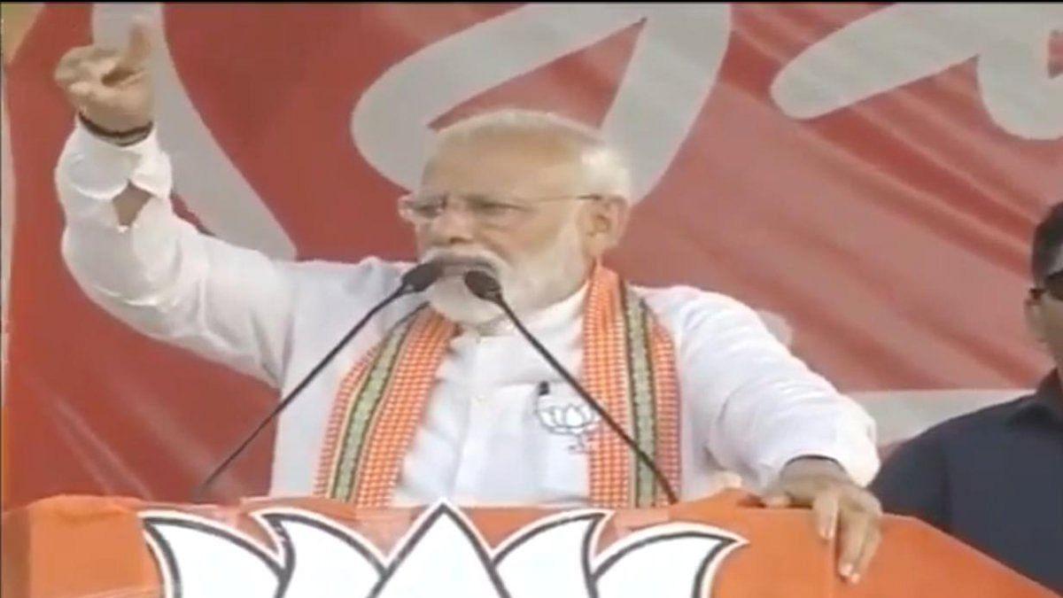 PM Modi declares his intent to 'buy' MLAs in West Bengal