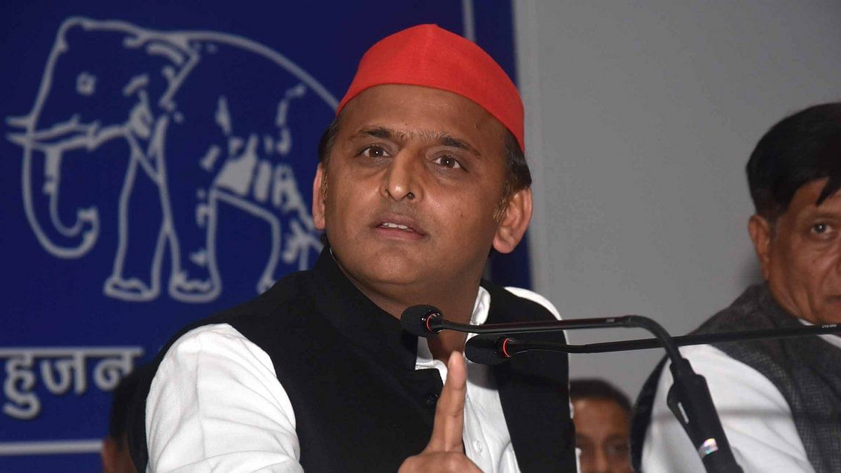 Akhilesh Yadav to BJP: Give report card of 5 years at Centre, 2 years in UP govt
