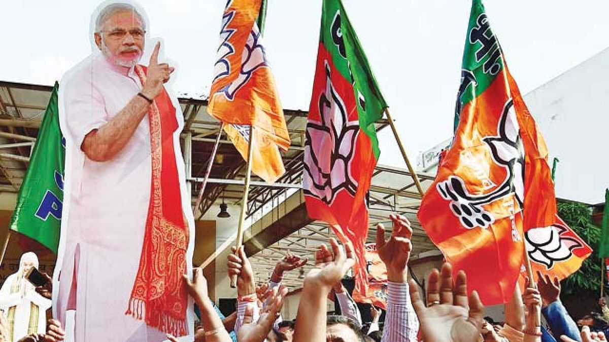 Aakar Patel reads the tea leaves: Why is BJP not peddling hope as in 2004?