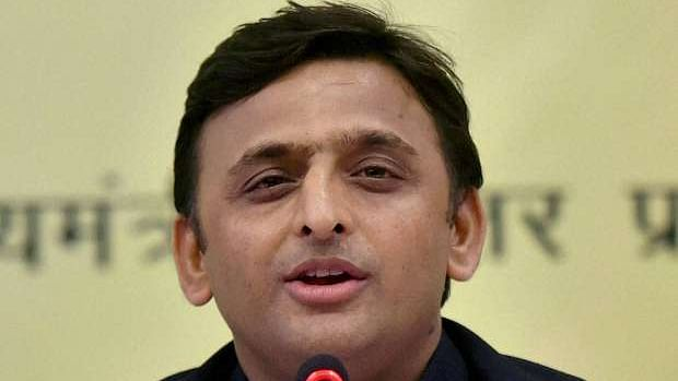 Akhilesh's jibe: Govt must make provision for freedom of speech in Budget