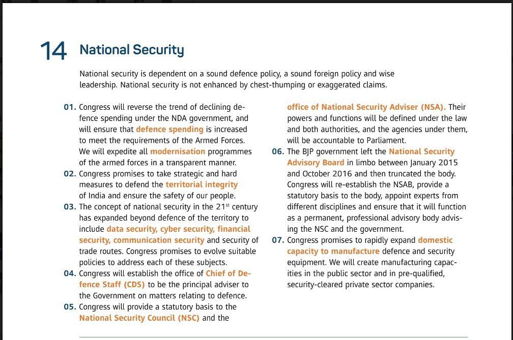 National Security Pledge (social media)