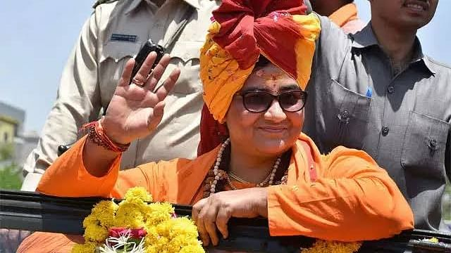 Pragya Singh Thakur calls Godse 'patriot', apologises later and retracts statement