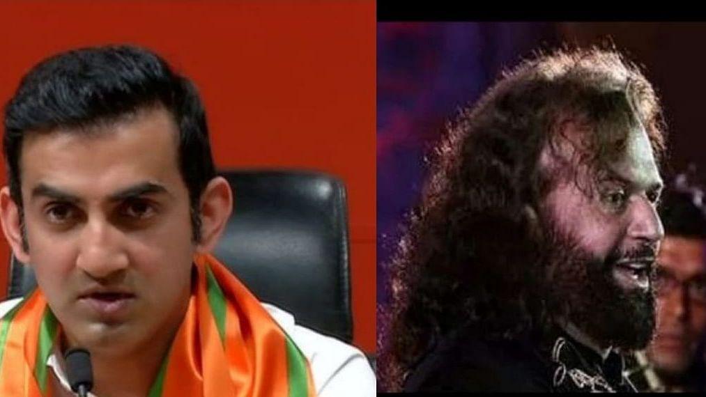 Gautam Gambhir, Hans Raj Hans-BJP's two celebrity faces in Delhi hold no college degrees