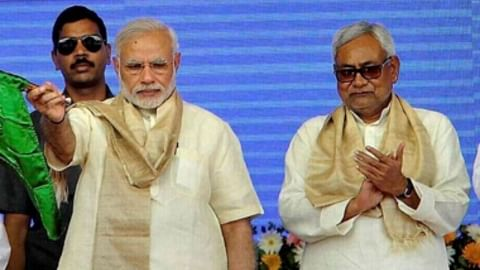 BJP steps up to hide divide and dissonance in Bihar and reassure allies that BJP is doing its bit for them