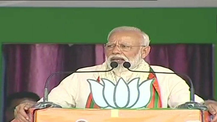 PM Modi's rant at Wardha leaves his audience cold