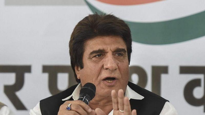 There is a question mark on anything Narendra Modi says: Congress leader Raj Babbar