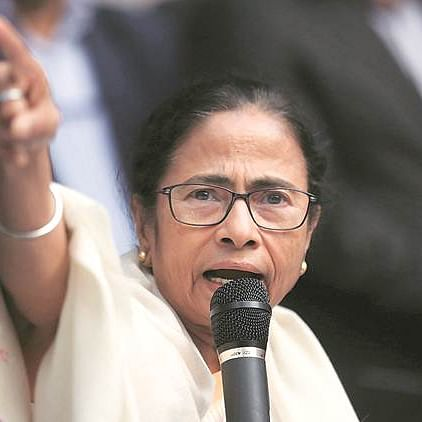 West Bengal CM Mamata Banerjee fumes at suspension of MPs