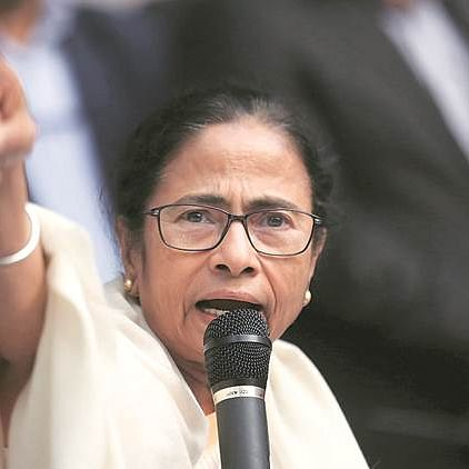 West Bengal Chief Minister Mamata Banerjee (Social Media)