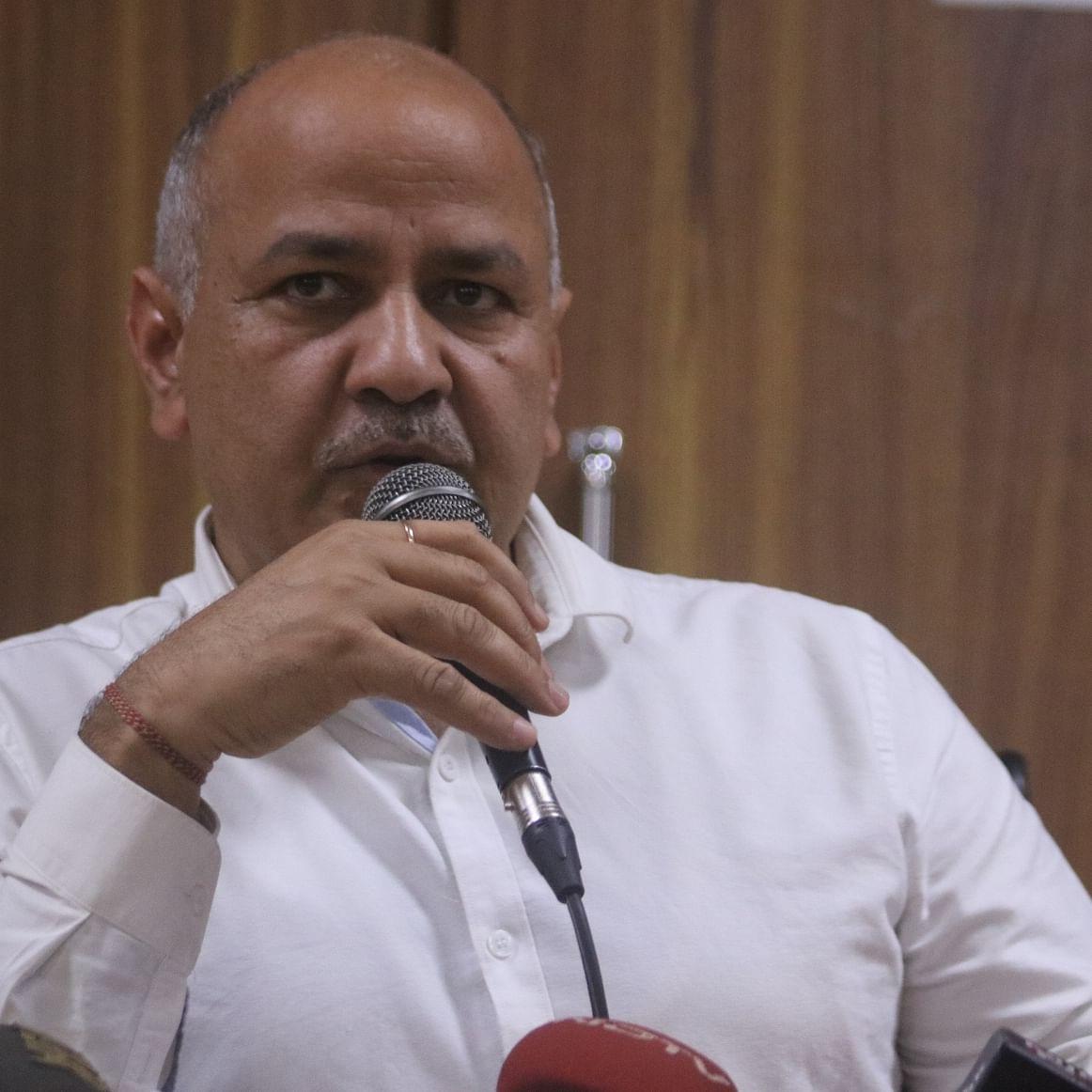Delhi Deputy CM Manish Sisodia (IANS)