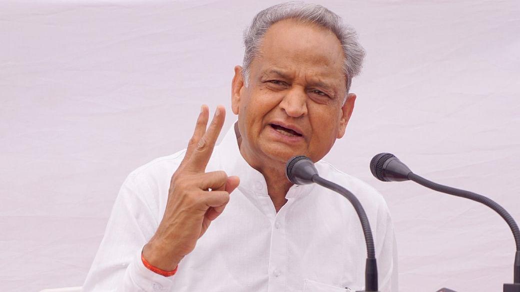 BJP's attempts to topple Rajasthan govt: Gehlot names BJP leaders ...