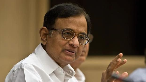 Chidambaram asks Jaitley to vacate the chair, so that Congress can implement NYAY