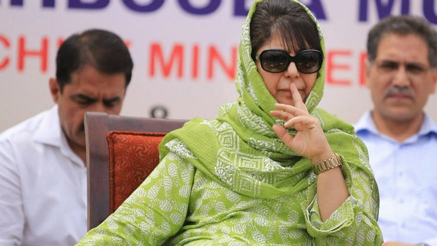 Mehbooba Mufti shifted to official residence, detention continues