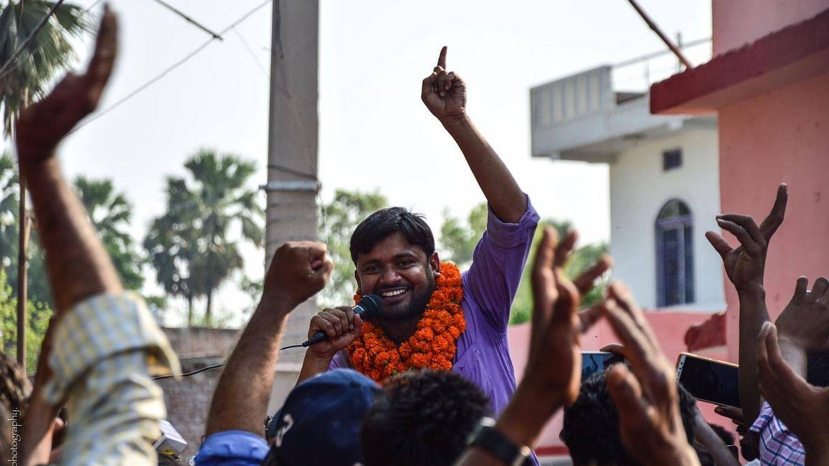 Battle for Begusarai: With Jignesh Mevani by his side, Kanhaiya Kumar files nomination
