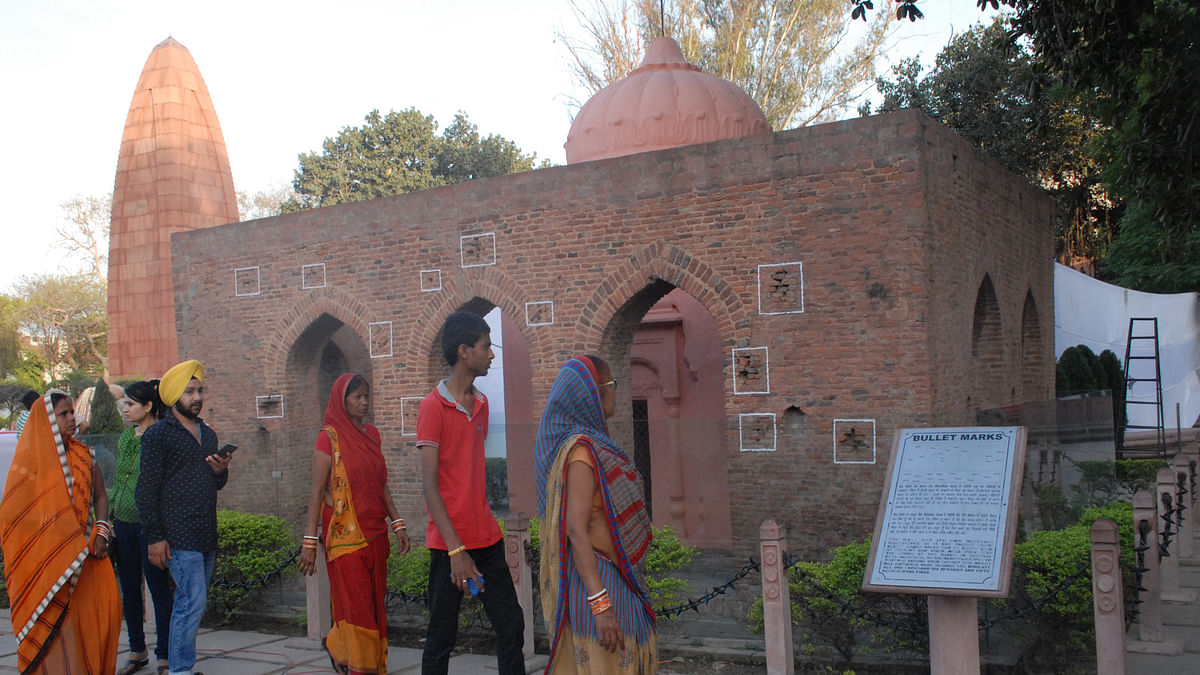 Jallianwalla Bagh anniversary exposes 'nationalist' PM, BJP and ally