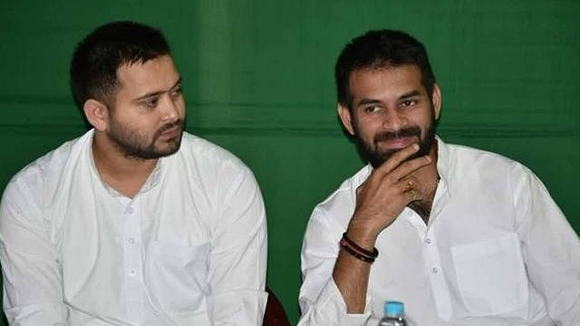 Tej Pratap asks Tejashwi to rethink Sheohar nominee