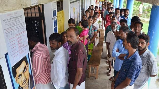 Lok Sabha polls: Voters coming out in large numbers  raise hopes of UDF in Kerala