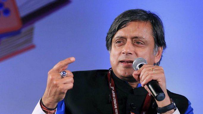 Dr Shashi Tharoor (PTI)