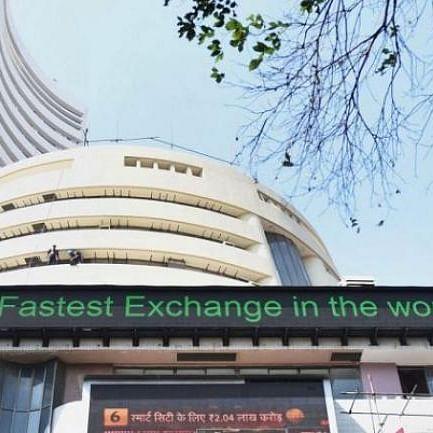 Sensex (PTI)