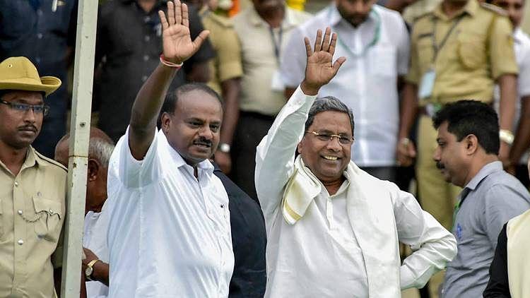 BJP not finding it easy in Karnataka