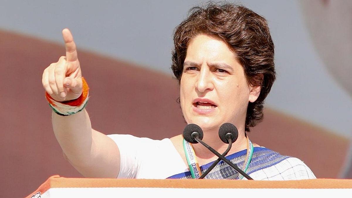 Priyanka Gandhi: Minister Gangwar evading unemployment issue, insulting north Indians