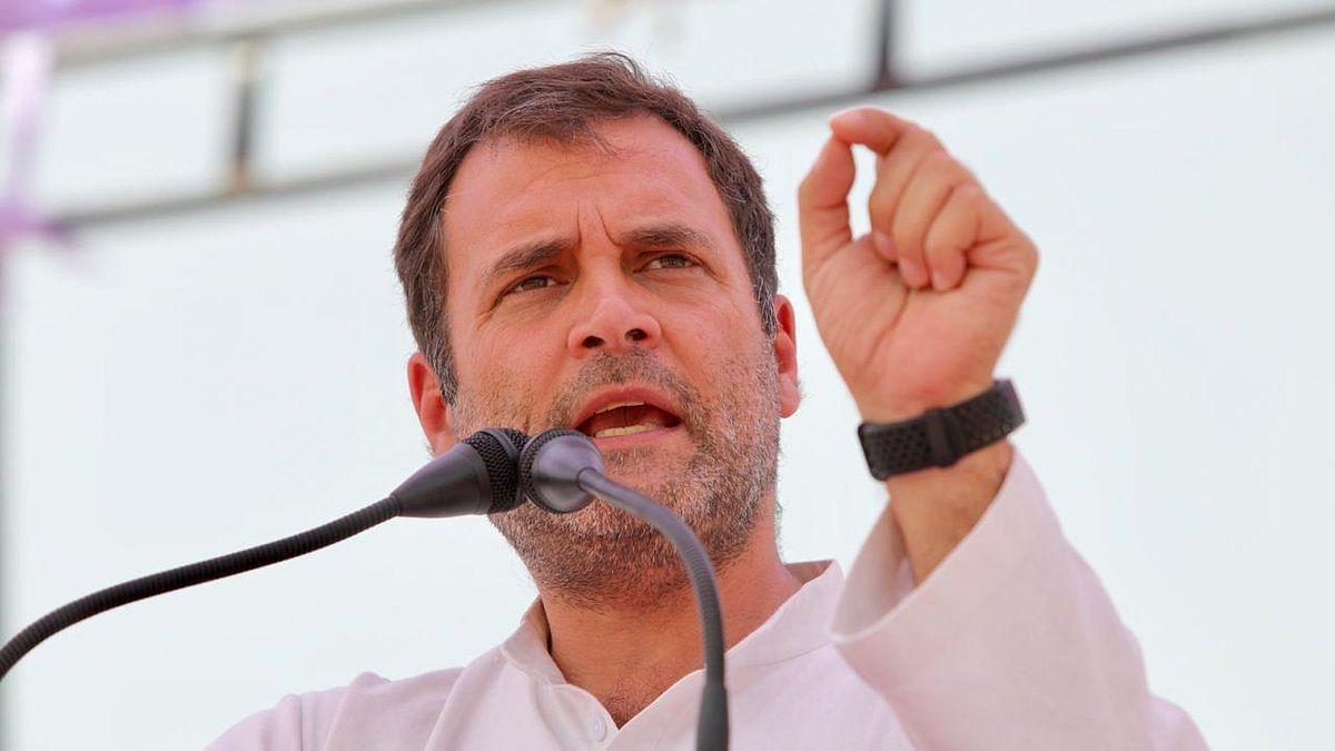 Rahul Gandhi: Foolishness of demonetisation, 'Gabbar Singh Tax' was not done by anyone in 70 years