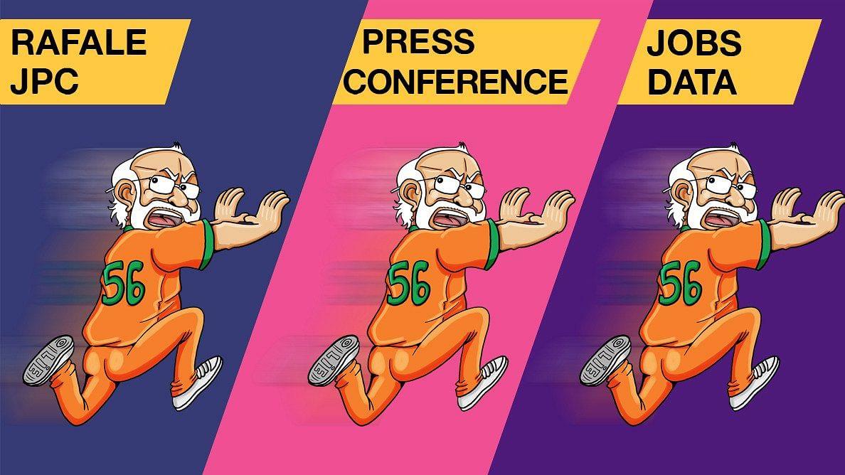 Scared of debating corruption? Rahul Gandhi teases PM Modi
