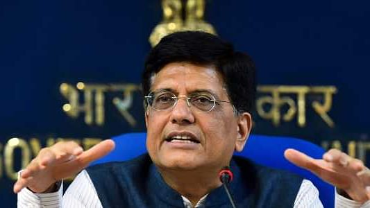 Einstein, not Newton, discovered gravity, according to Piyush Goyal