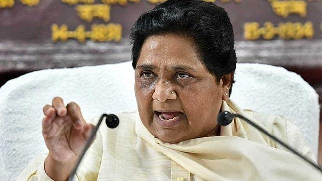 Mayawati losing the plot: Time running out