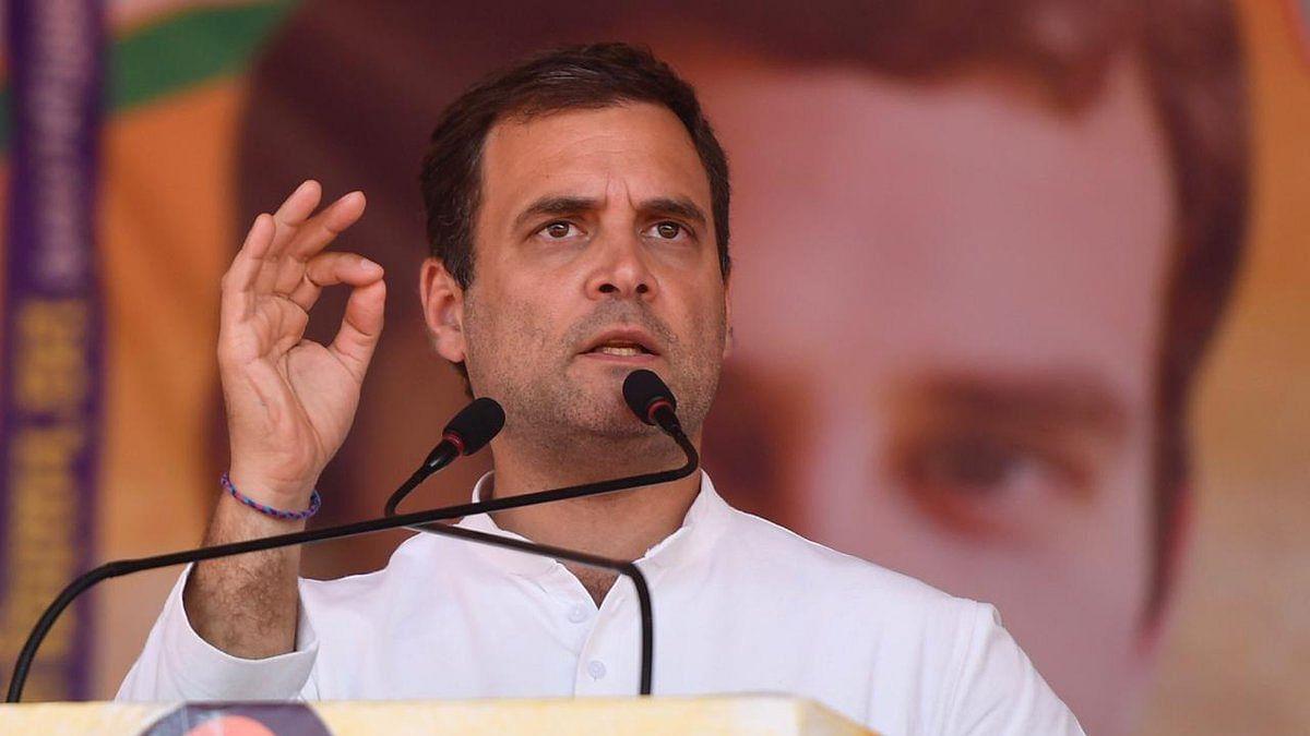 Rahul Gandhi citizenship row: Rubbish says PGV, 'routine' adds Rajnath