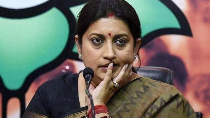 How Smriti Irani has failed both BJP and women