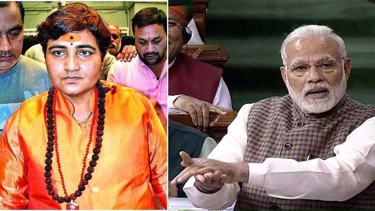 Narendra Modi too had questioned Hemant Karkare's integrity