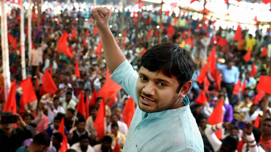 If Modi is an elephant, I am an ant, will bite in his trunk and bring him down: Kanhaiya Kumar