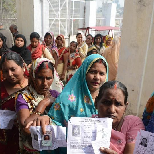 BJP workers in Uttar Pradesh lost heart on Thursday, says AI and ML analyst