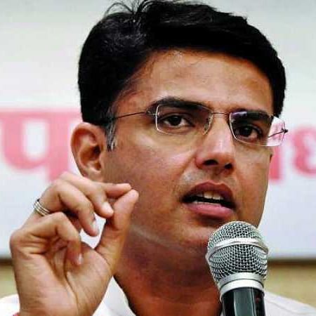 Sachin Pilot (Photo Courtesy: PTI)